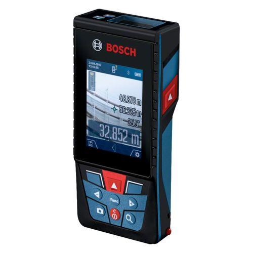 Medidor De Distancias A Laser Bosch Glm 120 C Con Cámara